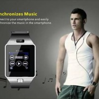 Jual Smart Watch U9 / SmartWatch DZ09 Support SimCard & Memori Card Murah