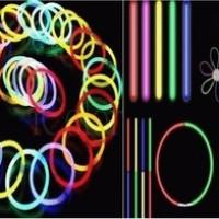 Jual Glow stick lum gelang fosfor pesta natal tahun baru christmas menyala Murah