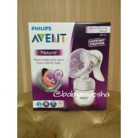 Pompa Asi Philips AVENT Manual Comfort Natural Bottle breast pump
