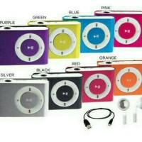 Mini MP3 Player - Model C with Earphone