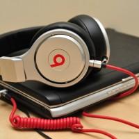 Headphone beats PRO silver - bandung