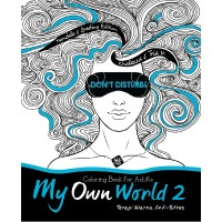 Jual Coloring Book For Adults Mewarnai Dewasa Seri 2 Cek Harga Di
