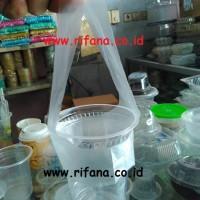 Plastik Kantong Kresek Cup Take Away Murah