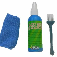 Jual LCD Cleaner Kit 3 in 1 (Screen Cleaning Kit) Pembersih laptop Murah