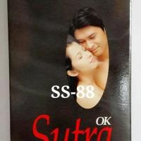 KONDOM SUTRA OK / KONDOM SUTRA HITAM (ISI 12 PCS)