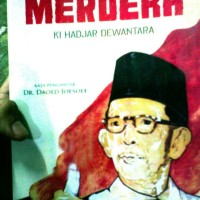 harga Menuju Manusia Merdeka - Ki Hajar Dewantara Tokopedia.com