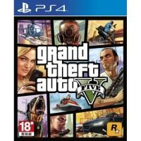 Grand Theft Auto V Game PS4 Reg 3