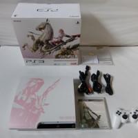 Ps3 slim 250gb cfw 4.76 Limited edition Final Fantasy
