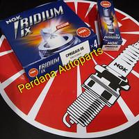 Busi Iridium NGK CPR6EAIX-9S Utk Honda Blade / Revo / Supra / Mega Pro