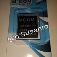 Baterai M-COM for Acer Liquid Z410 Double Power 5000mAh