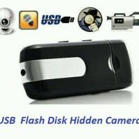 Spy Cam Camera Mini USB DVR Sensor Gerak / Alat penyadap