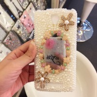 mirror diamond case for oppo sony xiaomi redmi note 2 mi 3 4 mi4i 2s