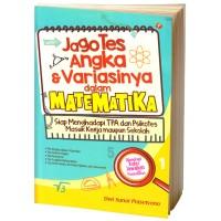 Buku Kita - Jago Tes Angka dan Variasinya Dalam Matematika