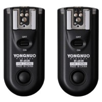 YONGNUO Digital Wireless Flash Trigger for Nikon Camera - RF-603N N1