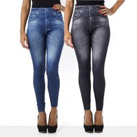Slim N Lift Caresse Jeans Skinny Seamless Burn Fat
