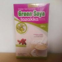 Susu Kedelai Plus Sari Kurma Green Soya Tazakka (Khusus Ibu Hamil