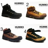 Sepatu Boots Pria Humm3r Lion