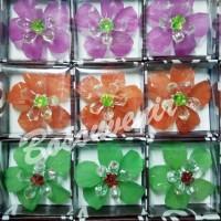Jual Souvenir Bros bunga Besar Harga Grosir Murah & model baru Murah