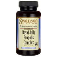 Swanson Ultra Royal Jelly Propolis Complex - 60 Caps