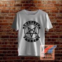 Kaos Motley Crue Pentagram Logo, Kaos Music