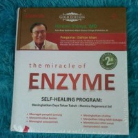 harga THE MIRACLE OF ENZYM - Dr. Hiromi Shinya Tokopedia.com