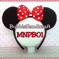Bando Minnie Mouse MNPB01