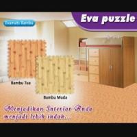 Matras Anak / Ruang Tamu / Eva Puzzle Mats Evamat Evamats Bambu karpet