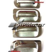 Cover Handle Pintu & Outer Mobil Agya / Ayla Chrome