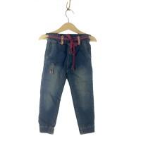 Celana Jeans Anak Jogger Merk GO KID CB002