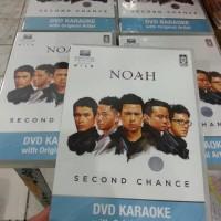 DVD KARAOKE NOAH - SECOND CHANCE
