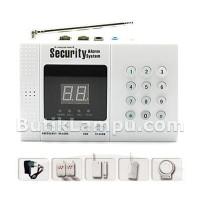 Alarm Rumah Wireless