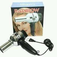 Hair Dryer Hairdryer Rainbow / Crown Pengering Rambut