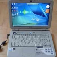 Laptop cantik berkamera acer aspire 2920