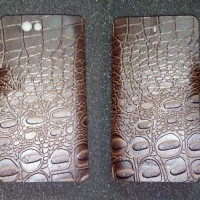 FLIPCASE FLIP CASE HARD MITO IMPACT A10 ANDROID ONE CROCODYLE TEXTURE