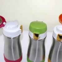 Citrus Water Bottle - 580 ml Botol Infuser Stainless Steel