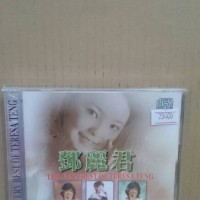 CD ORIGINAL TERESA TENG - THE VERY BEST OF TERESA TENG