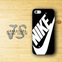Nike Just Do It Black iPhone Case , 4 4s 5 5s 5c 6 6 Plus Hardcase