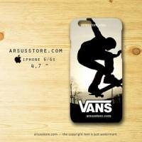 Vans Wallpaper Skateboard skate iPhone Case 4/4s 5/5s 5c 6/6s Plus