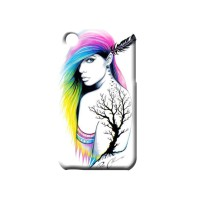Back Tattoo Case for iPhone 3 3G 3GS
