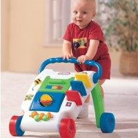 Little Tikes Wide Tracker Activity Walker 6 m+