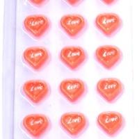 harga cetakan coklat cokelat mika love hati valentine Tokopedia.com