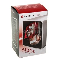 Raijintek Aidos - Best Value CPU Cooler - Germany Brand