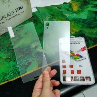 Sony Xperia M4 Tempered Glass Belakang Saja Back Only
