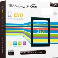 SSD Team T253LE120GTC103 L3 EVO R 530mb / W 470MB 7mm - 120GB