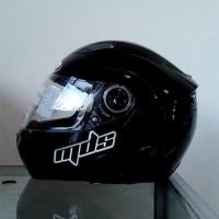 Helm MDS Pro Rider Solid Fullface Modular Flip up