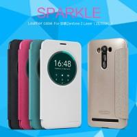Flip Case Nillkin Asus Zenfone 2 Laser 5.5in (ZE550KL) Sparkle Series