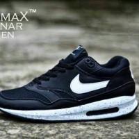 Sepatu Nike Lunar One Oreo Hitam Putih Keren Murah Sekolah Kuliah f698dc1a32
