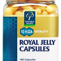 Manuka Health Royal Jelly Capsules 180caps