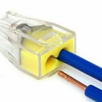 Wire Connector PCT 102, konektor terminal kabel jumper 2 lobang