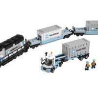 Lego 10219 - Maersk Train (New and Sealed)